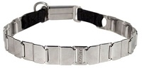 "FUN-19"" STAINLESS STEEL Sprenger dog collar NECK TECH COLLAR"