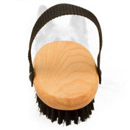 Brush and Go Bristle Dog Brush for K9 Grooming