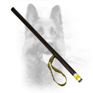 Leather Covered Dog Stick For Agitation Training