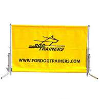 Schutzhund and Agility Police Dog Training Barrier