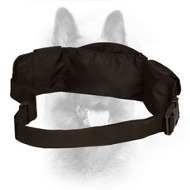 Nylon K9 Treat Pouch with Adjustable Belt