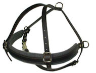 Leather Military Spec DOG Harness for Dog