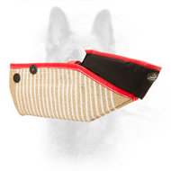 Jute Dog Bite Sleeve for K9 Training