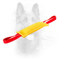 French Linen Bite Tug for Canine Training