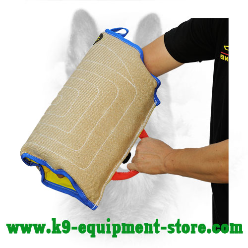 Canine Jute Bite Sleeve for Puppy Training