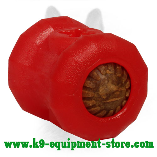 Funny Dog Food Holder Toy Made of Foam