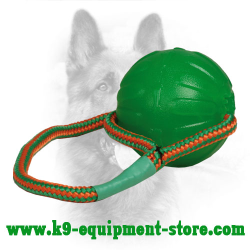 Foam Dog Toy Ball for Throwing Rolling