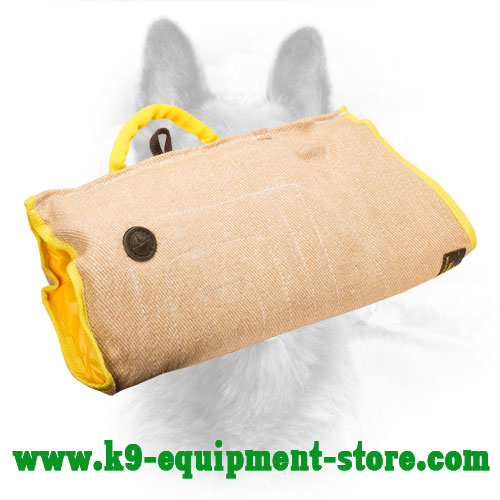 Canine Jute Bite Sleeve for Young Dogs Training