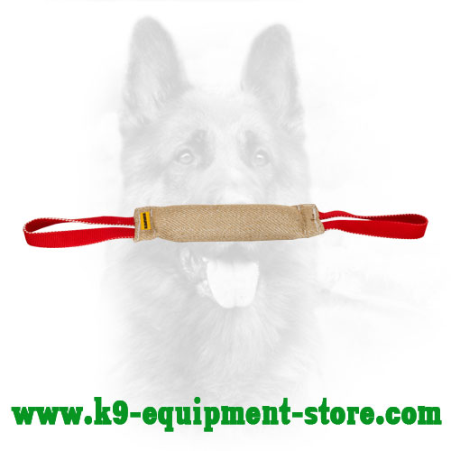 K9 Jute Bite Tug for Training
