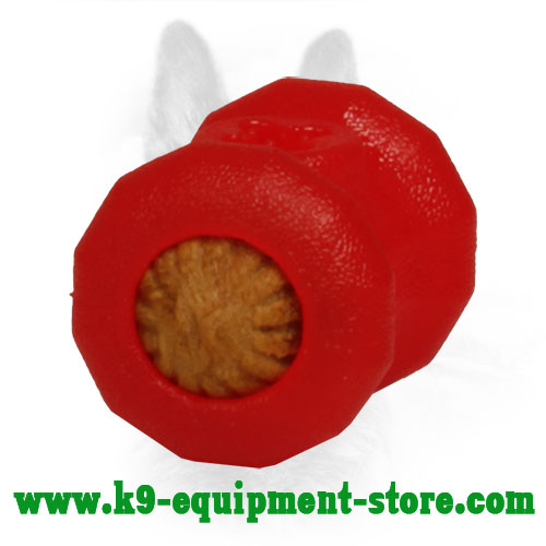 K9 Foam Dog Toy for Dispensing Food