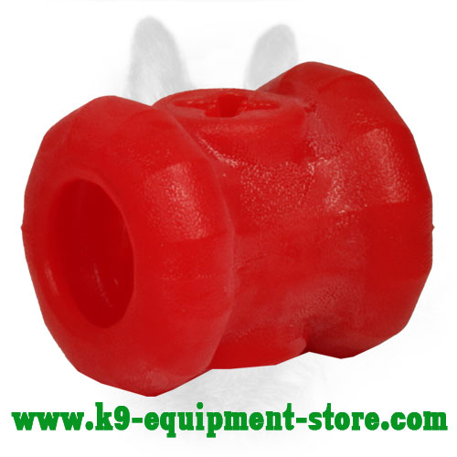 K9 Foam Dog Toy for Dispensing Kibble