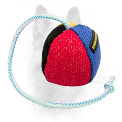 K9 French Linen Dog Toy Stitched with Durable Threads