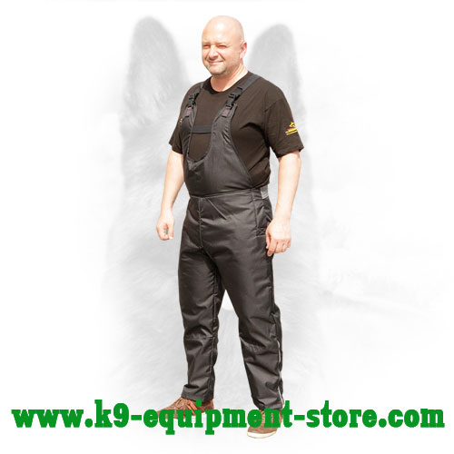 Bite Protection Scratch Pants for Agitation Training