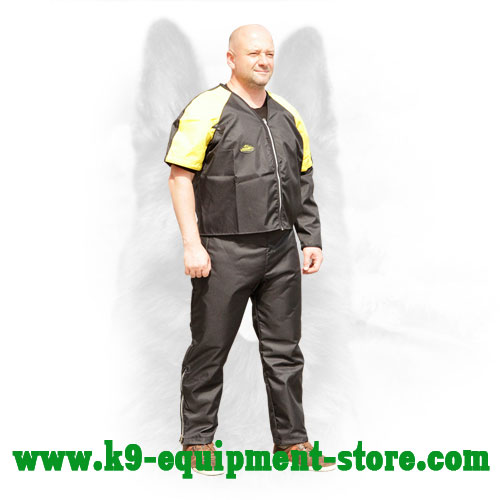 Nylon Protection Scratch Suit for Training