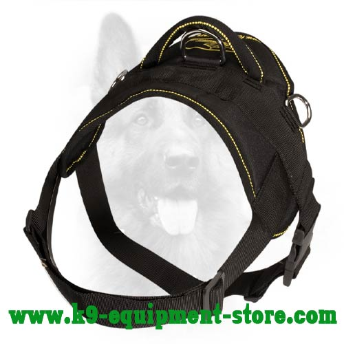 Nylon Harness for K9 Better Control