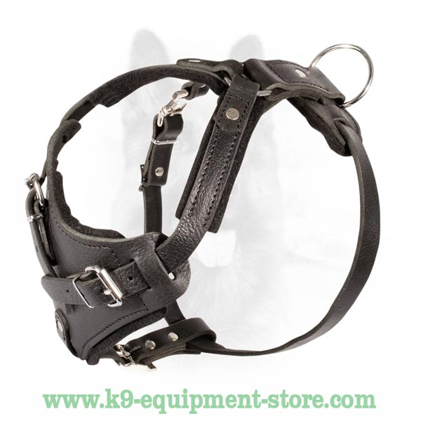 Non-Toxic K9 Dog Harness For Everyday Use