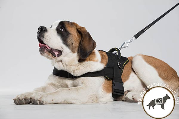 2 ways adjustable Moscow Watchdog durable nylon harness