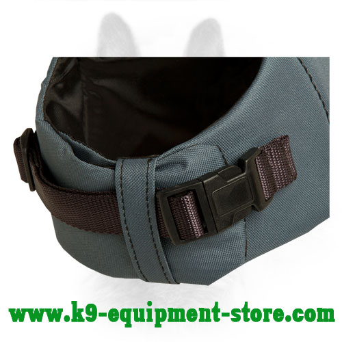 Quick Release Buckle for K9 Dog Vest Regulation