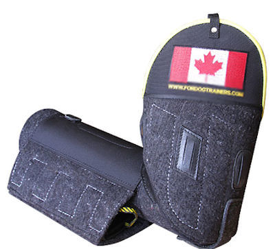 Dog Protection Training Sleeve for K-9 dogs
