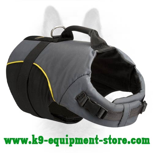 Rehabilitation Nylon Canine Vest