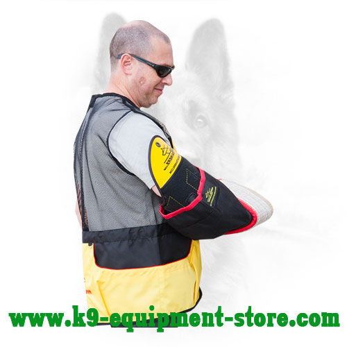 Lightweight K9 Bite Sleeve with Shoulder Protection
