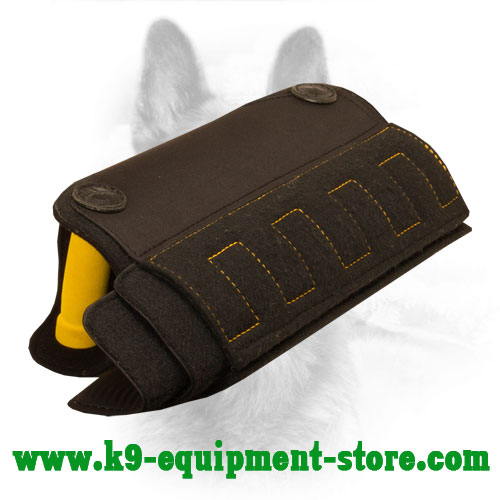 3 Ways Adjustable NK Material Dog Bite Sleeve - Click Image to Close