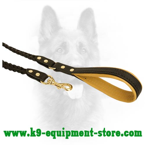 K9 Dog Leash With Strong Fittings