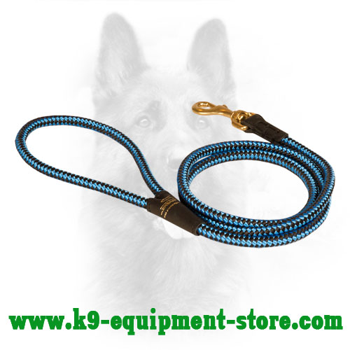 K9 Nylon Cord Dog Lead