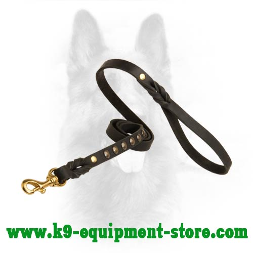 The Hardware Of The Leash Will Not Rust Or Corrode