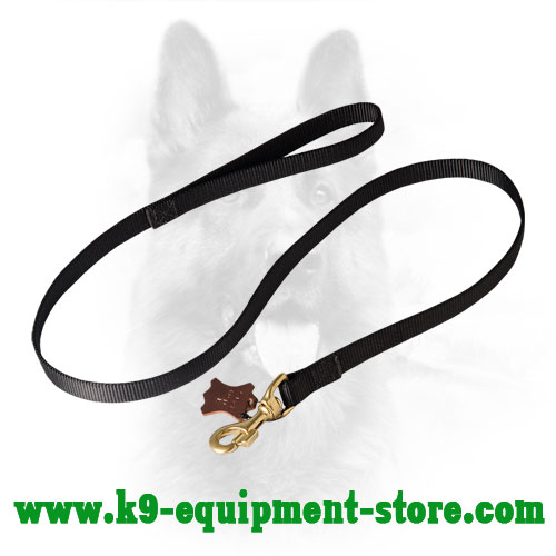 Canine Dog Leash Nylon for Comfy Tracking