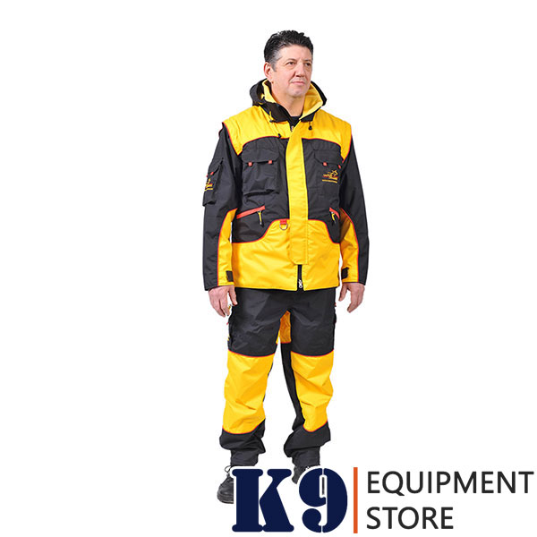 Pro Dog Training Suit of Weatherproof Membrane Material