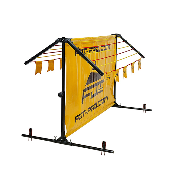 Polyster Barrier for Dog Training